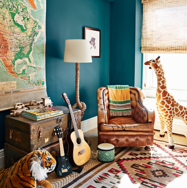 Four Amazing Gender Neutral Colors For Kids Rooms