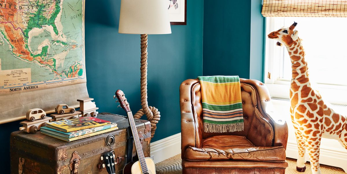 Paint Color Ideas for Kids' Rooms - Best Gender-Neutral ...