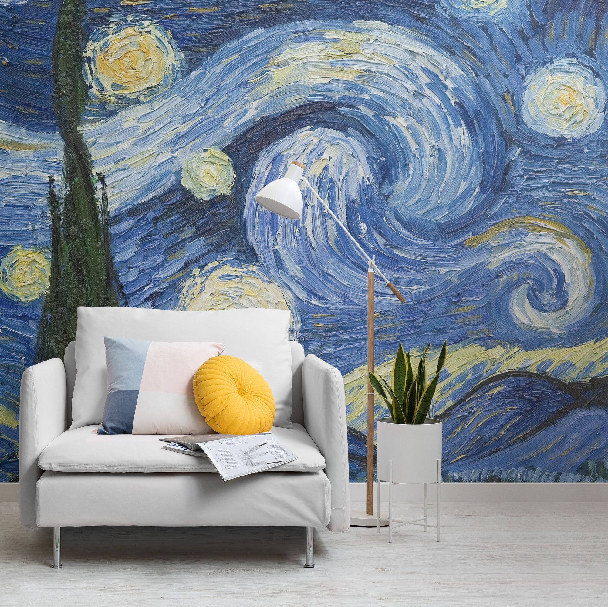 Iconic Van Gogh paintings are now available as wallpaper