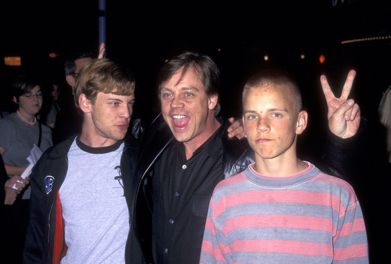 Fotos de la premiere de 'Starship Troopers' en el año 1997