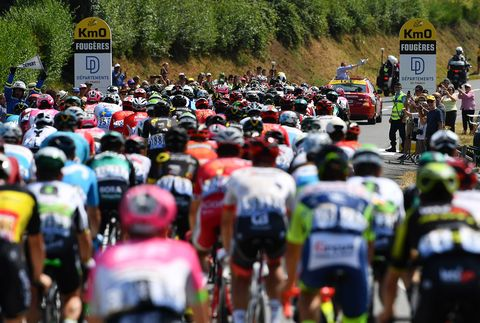 Cycling: 105th Tour de France 2018 / Stage 7