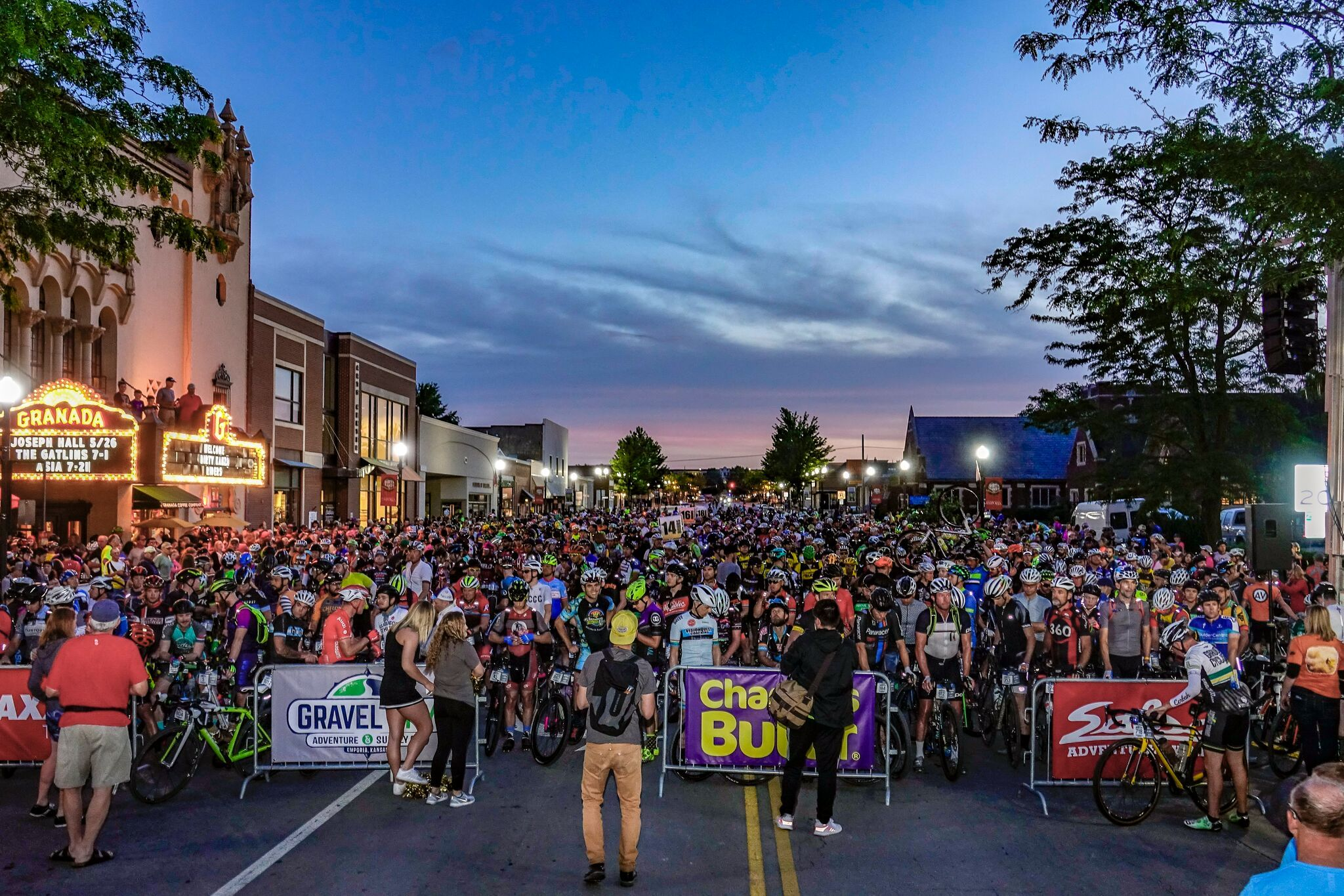 Gravel Rides Are Saving Small Town America