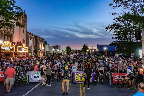 Gravel Rides Are Saving Small-Town America