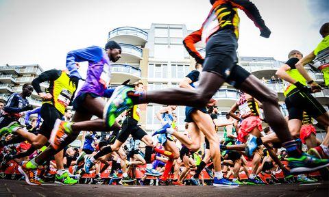 Fit aan de start van jouw eerste halve marathon
