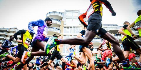 tempo, indeling, marathon, verloop, runkeeper