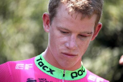 Lawson Craddock Will Take the Tour de France's Most Peculiar Honor: Last Place