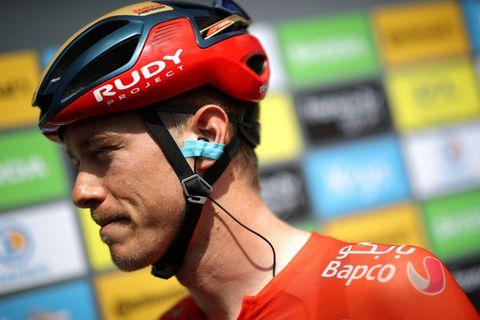 Rohan Dennis Abruptly Withdraws From the Tour de France