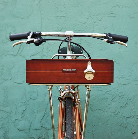 State Bicycle Co. Wooden City Bike Crate