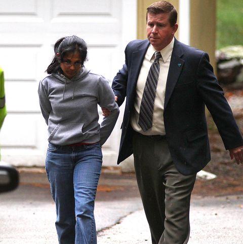Mass. Chemist Annie Dookhan Arrested