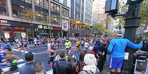State Street Chicago Marathon 2014