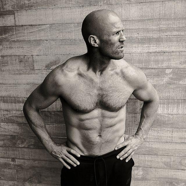 jason statham muscle