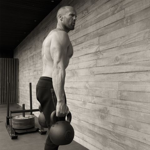 The Complete Jason Statham Workout