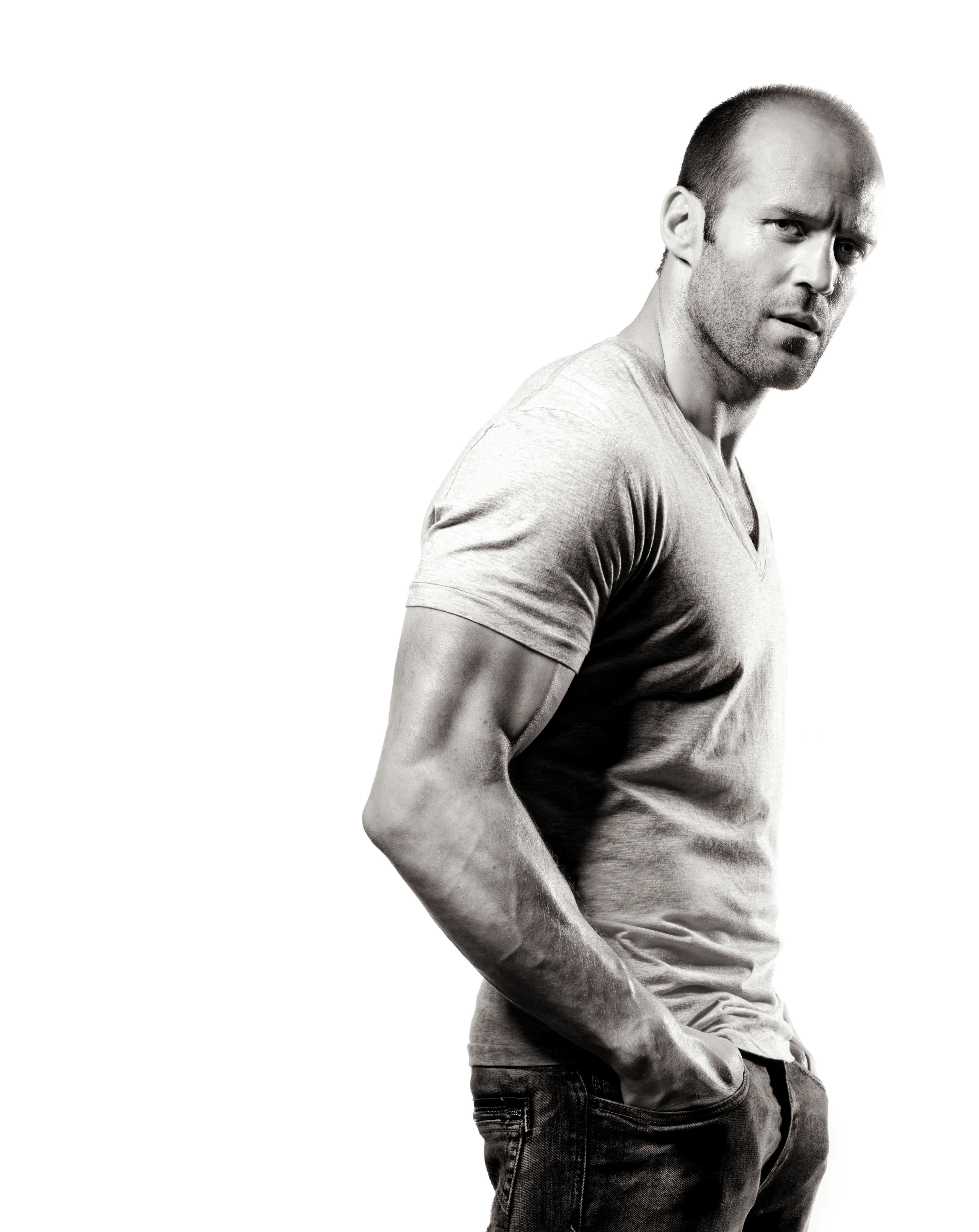 How Jason Statham only grows stronger with age