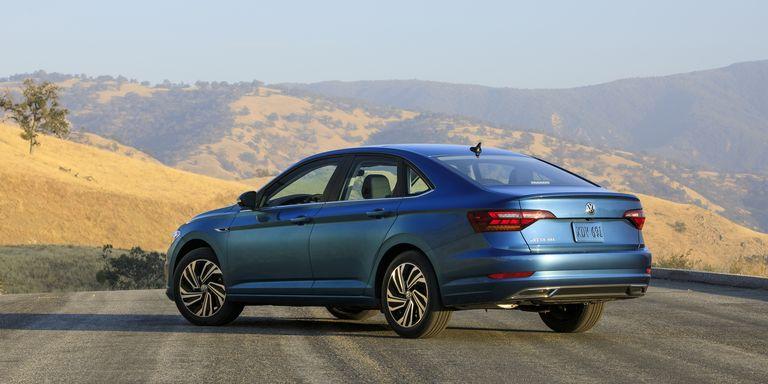 2019 VW Jetta Pictures, Info, Price - New Jetta Sedan Revealed in Detroit