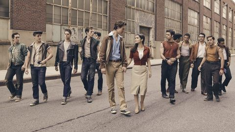 Everything to Know About Steven Spielberg's West Side Story Movie Musical