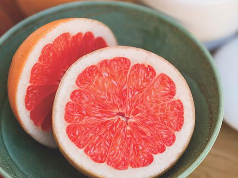 1. Grapefruit