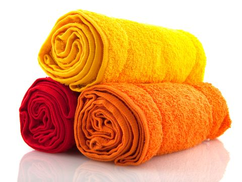 Let your towel tone you