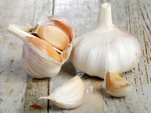 THE HOMEOPATHIC DOCTOR: Load up on garlic
