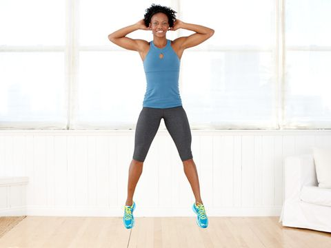 Amp up interval training