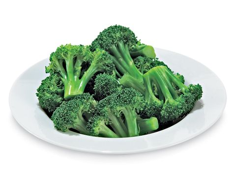 Leafy Green and Cruciferous Veggies