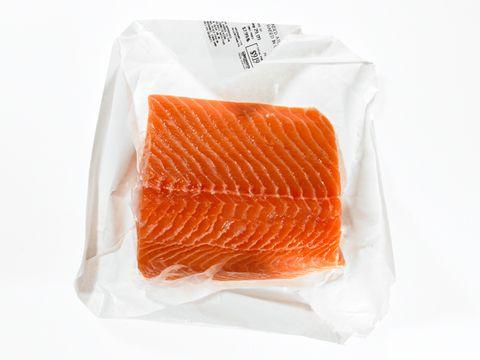 Best fish: Salmon