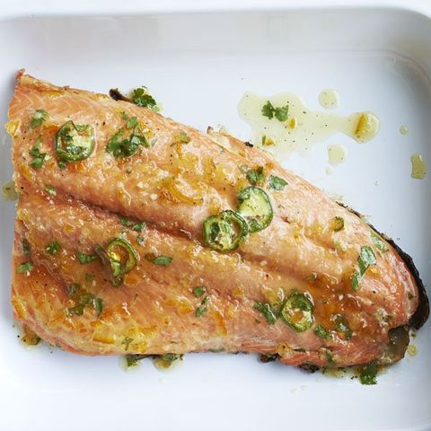 Freshwater Coho Salmon (farmed in tank systems, from the US)