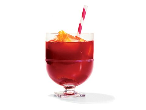 Cheerful Cherry Mocktail