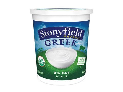 Stonyfield Organic Nonfat Greek Yogurt