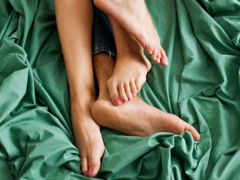 myth: sex burns a lot of calories