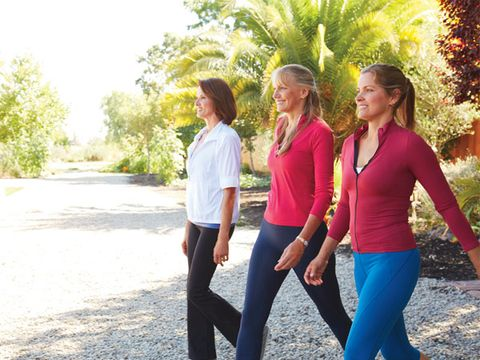 Heart-healthy lifestyle changes: Walk in the afternoon