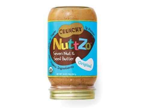 Nuttzo Crunchy Seven Nut & Seed Butter (Peanut-Free)