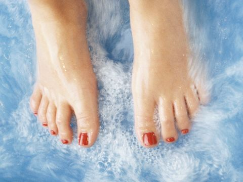10 Things Your Feet Say About Your Health