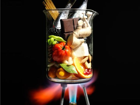 myth: all calories burn off the same way