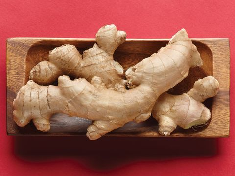 Foods that ease pain: Ginger