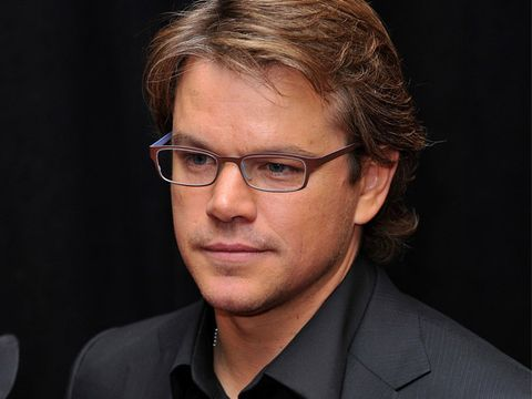 39. Matt Damon, 42