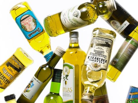Myth: Supermarket olive oil is fresh
