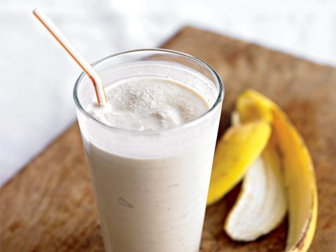 Banana-Coconut Smoothie