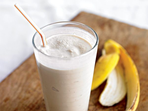 Banana-Coconut Smoothie