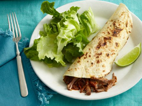 Slow-cooker beef fajitas recipe