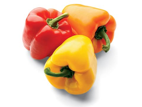 Foods that fight fat: bell peppers