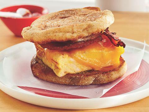Better Bacon, Egg & Cheese Sandwich