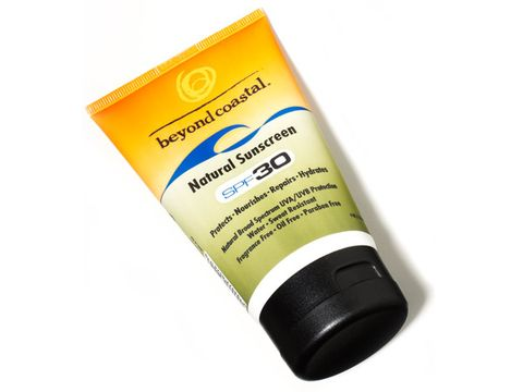 Beyond Coastal Natural SPF 30 Sunscreen