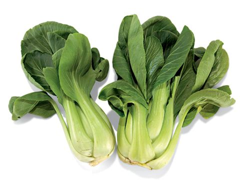 Superfood: bok choy