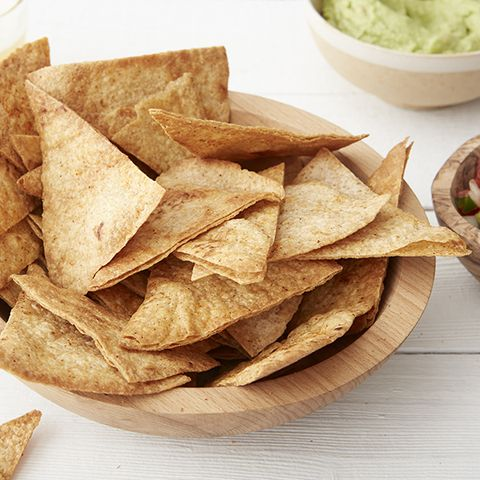 Crispy Chili Tortilla Chips