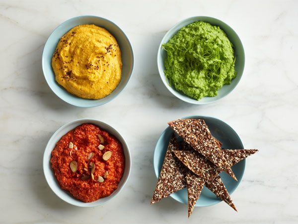 14 Guilt-Free Chip And Dip Recipes