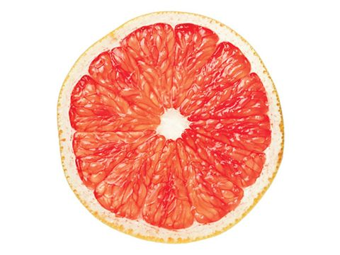 Foods that fight fat: grapefruit