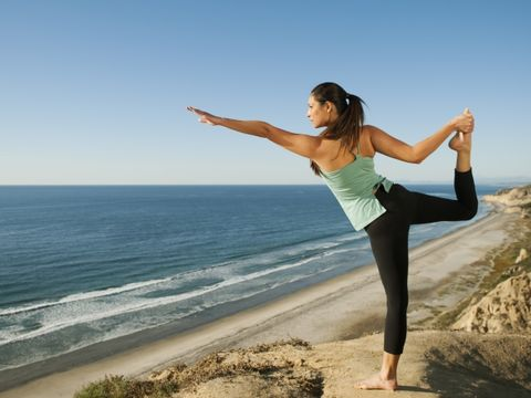 Myth: Yoga will give you longer, leaner muscles