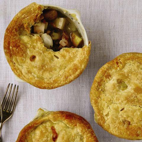 Modern Pot Pies