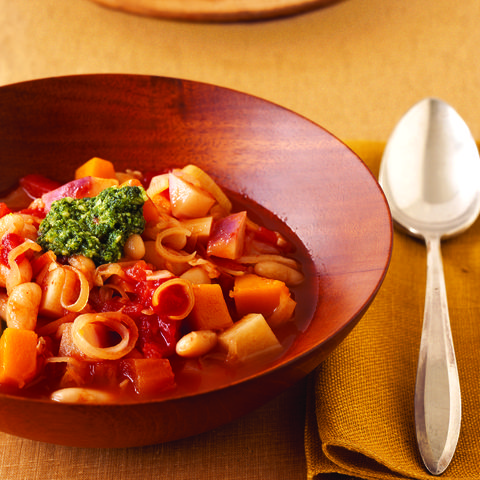 Autumn Harvest Minestrone