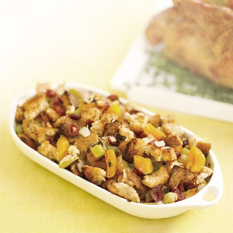 Savory Fruit and Nut Stuffing